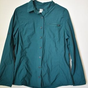 Fishing Gear Button Up Shirt